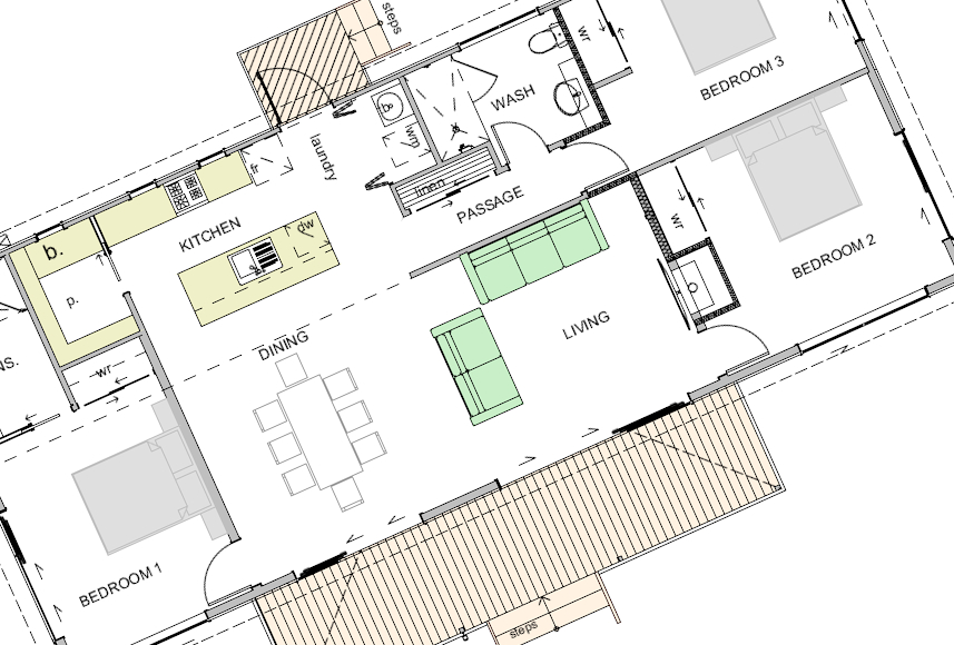 Select a housing design